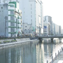 Отель & And Hostel Япония, Хаката - отзывы, цены и фото номеров - забронировать отель & And Hostel онлайн балкон