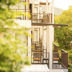 Отель The Rock Hua Hin Boutique Beach Resort балкон