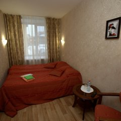 Mini Hotel Ostrovok комната для гостей