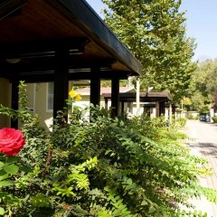 Отель Flaminio Village Bungalow Park Италия, Рим - 3 отзыва об отеле, цены и фото номеров - забронировать отель Flaminio Village Bungalow Park онлайн фото 14