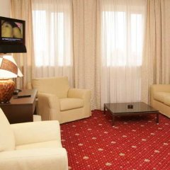 Гостиница Genoff 4* Стандартный номер с двуспальной кроватью фото 10