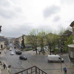 Апарт-Отель НаДобу Львов балкон