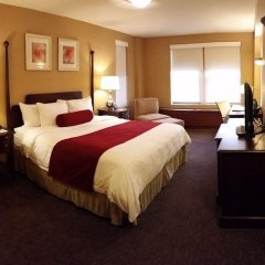 The Belvedere Hotel комната для гостей фото 2