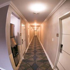 Отель Staples Center Inn Лос-Анджелес интерьер отеля