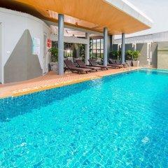 Отель Rattana Residence Sakdidet бассейн фото 2