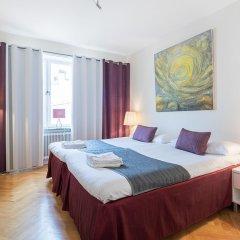 Апартаменты City Apartments Stockholm Стокгольм комната для гостей фото 2