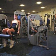 Radisson Blu Hotel London Stansted Airport фитнесс-зал фото 4