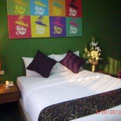 My Hotel Herrity Бангкок комната для гостей фото 3