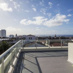 Отель Residencial Sete Cidades Португалия, Понта-Делгада - отзывы, цены и фото номеров - забронировать отель Residencial Sete Cidades онлайн приотельная территория фото 2