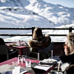 Hotel Le Val Thorens питание