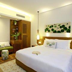 Lasenta Boutique Hotel Hoian комната для гостей фото 3