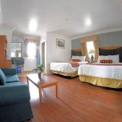 Отель Sunset Motel комната для гостей фото 3