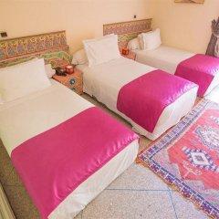 Отель Hôtel Farah Al Janoub Марокко, Уарзазат - отзывы, цены и фото номеров - забронировать отель Hôtel Farah Al Janoub онлайн комната для гостей фото 3