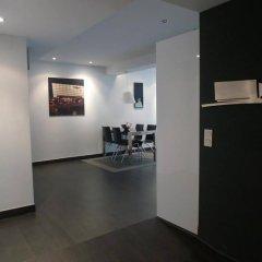Отель Apartamentos Okendo Сан-Себастьян фитнесс-зал