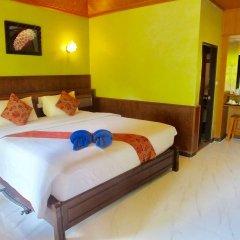 Отель Blue Andaman Lanta Resort Ланта комната для гостей фото 2