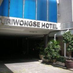 Отель Suriwongse Hotel Таиланд, Бангкок - отзывы, цены и фото номеров - забронировать отель Suriwongse Hotel онлайн парковка
