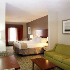 Отель Holiday Inn Express Vicksburg комната для гостей фото 4