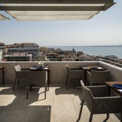Отель Verride Palácio Santa Catarina гостиничный бар