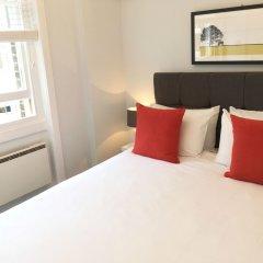 Отель Chiltern Street Serviced Apartments Великобритания, Лондон - отзывы, цены и фото номеров - забронировать отель Chiltern Street Serviced Apartments онлайн комната для гостей фото 3