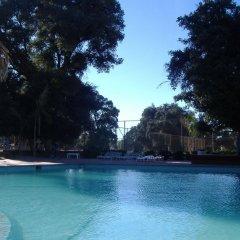 Hotel Hacienda Santa Veronica бассейн