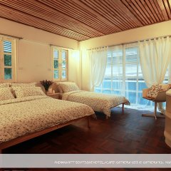 Khemmanatt Boutique Hotel Бангкок комната для гостей