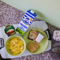 Cucumber Hostel питание фото 2