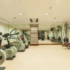 Отель Marquês de Pombal Лиссабон фитнесс-зал фото 4