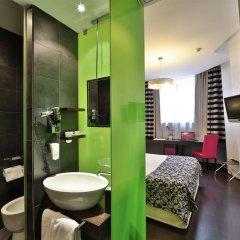 Отель Best Western Cinemusic Hotel Италия, Рим - 2 отзыва об отеле, цены и фото номеров - забронировать отель Best Western Cinemusic Hotel онлайн ванная