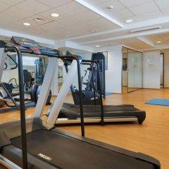 Отель Hilton Kalastajatorppa Хельсинки фитнесс-зал фото 3