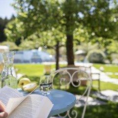 Отель Gartenhotel Moser Аппиано-сулла-Страда-дель-Вино питание