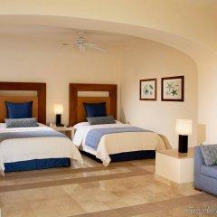 Отель Camino Real Acapulco Diamante комната для гостей фото 2