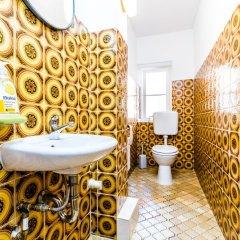 Отель Ferienwohnung Köln Mülheim Кёльн ванная фото 2