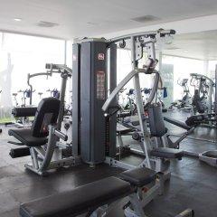 Отель Krystal Vallarta фитнесс-зал