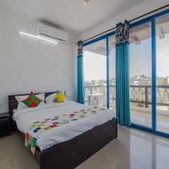 Отель OYO 11897 Home Greek Style 2BHK With Pool Bambolim Гоа комната для гостей фото 3