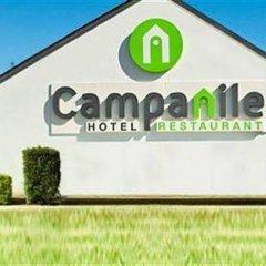 Отель Campanile Paris Ouest - Pte de Champerret Levallois фитнесс-зал