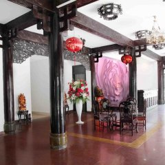 Thanhbinh Ii Antique Hotel Хойан интерьер отеля фото 2