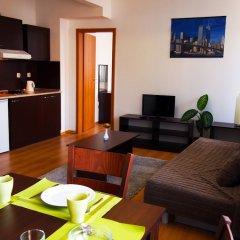 Отель Ruby Tower Apartments Болгария, Банско - отзывы, цены и фото номеров - забронировать отель Ruby Tower Apartments онлайн комната для гостей фото 2