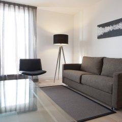 Отель MH Apartments Barcelona Испания, Барселона - отзывы, цены и фото номеров - забронировать отель MH Apartments Barcelona онлайн комната для гостей фото 3