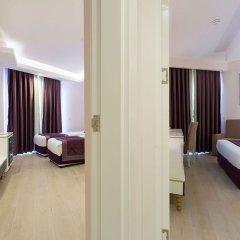 Отель Water Side Resort & Spa Сиде комната для гостей