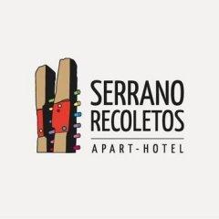 Отель Aparthotel Recoletos Мадрид приотельная территория