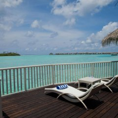 Отель Cinnamon Dhonveli Maldives-Water Suites пляж