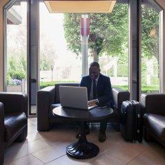 Отель Mercure Brussels Airport интерьер отеля фото 3