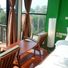 Отель Raya Boutique Hotel Таиланд, Самуи - отзывы, цены и фото номеров - забронировать отель Raya Boutique Hotel онлайн балкон