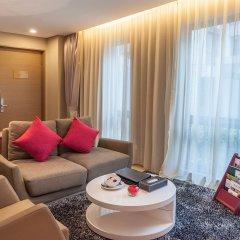 Отель Ascott Maillen Shenzhen Китай, Шэньчжэнь - отзывы, цены и фото номеров - забронировать отель Ascott Maillen Shenzhen онлайн комната для гостей фото 5