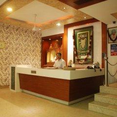 Hotel Baba Deluxe интерьер отеля
