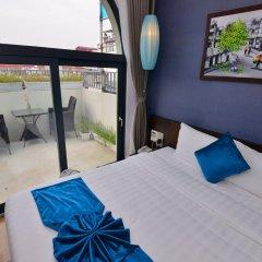 Отель Hanoi Bella Rosa Suite Hotel Вьетнам, Ханой - отзывы, цены и фото номеров - забронировать отель Hanoi Bella Rosa Suite Hotel онлайн комната для гостей фото 5