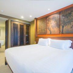 Отель Sunsuri Phuket 5* Номер Делюкс с различными типами кроватей фото 4