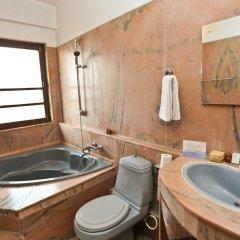 Отель Summit Hotel Непал, Лалитпур - отзывы, цены и фото номеров - забронировать отель Summit Hotel онлайн ванная фото 2