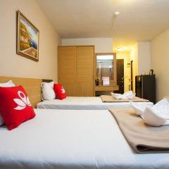 Отель ZEN Rooms Vibhavadee-Rangsit комната для гостей фото 5