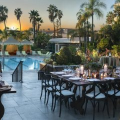 Отель Four Seasons Los Angeles at Beverly Hills